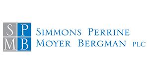 Simmons Perrine Moyer Bergman PLC Logo