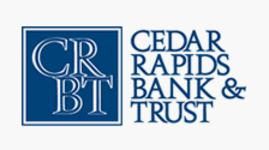 Cedar Rapids Bank and Trust Logo