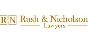 Rush & Nicholson PLC Logo