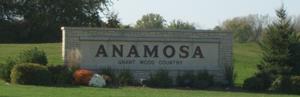 City of Anamosa  Logo