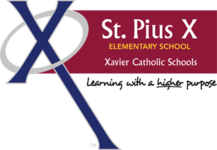 St. Pius X Early Learning Center Logo
