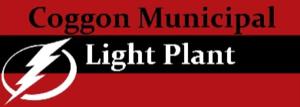 Coggon Municipal Light Plant  Logo