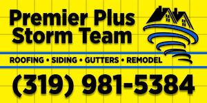 Premier Plus Storm Team  Logo