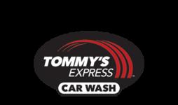 Tommy's Express Car Wash  Logo