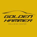 Golden Hammer Collision Center Logo