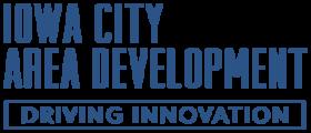 Iowa City Area Development Group Logo